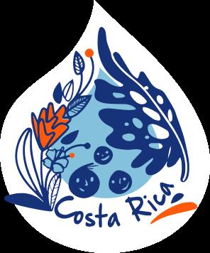Logo de Drupal Camp Costa Rica