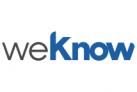 Logo de Weknow